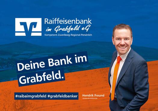 Raiffeisenbank im Grabfeld eG