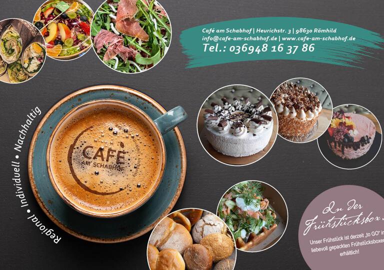 Café am Schabhof Römhild