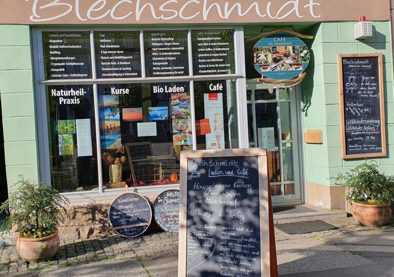 Blechschmidt Natürlich Gesund Hildburghausen