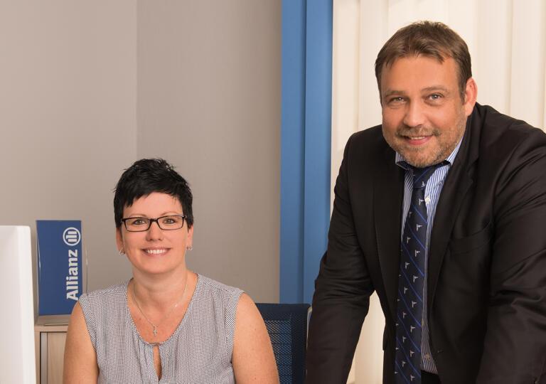 Allianz Hauptvertretung Jens Matthias Müller Hildburghausen