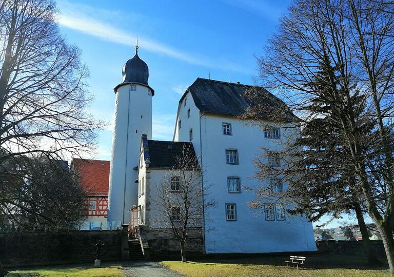 Museum und Touristinfo Eisfeld