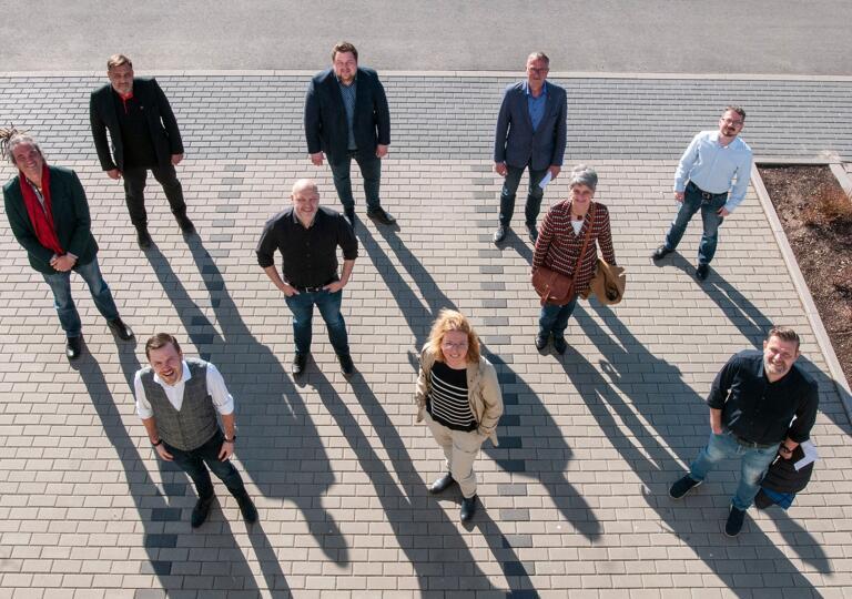 Gewerbe- und Tourismusvereine Hildburghausen Römhild