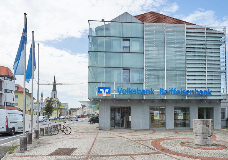 Volksbank Raiffeisenbank Oberbayern Südost eG – Filiale Freilassing Freilassing