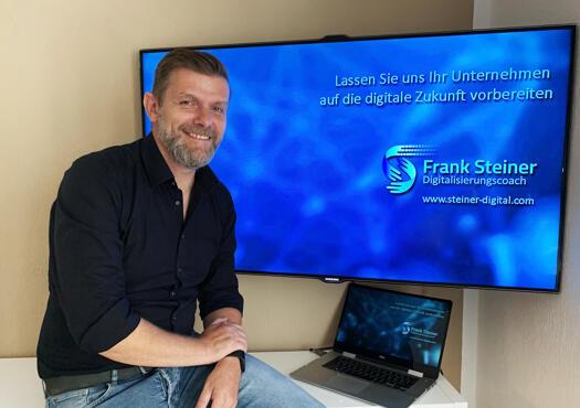 Frank Steiner IT & Digitalisierung