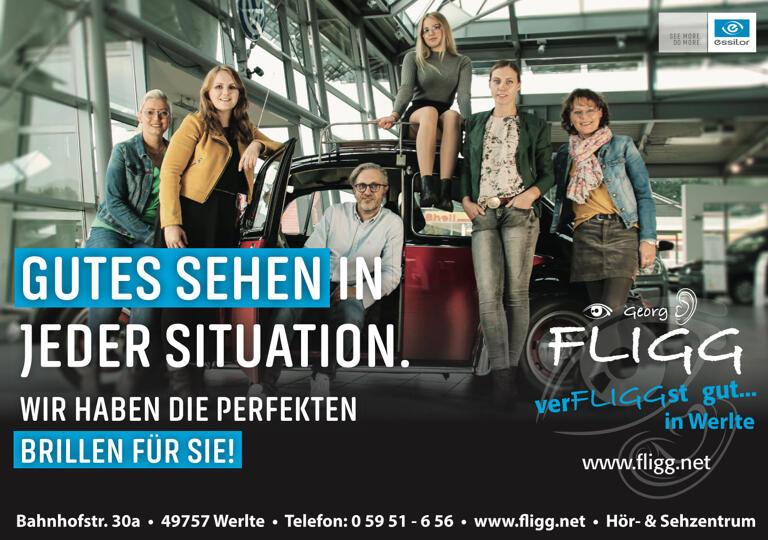 Georg Fligg e.K. Augenoptik & Hörakustik Werlte