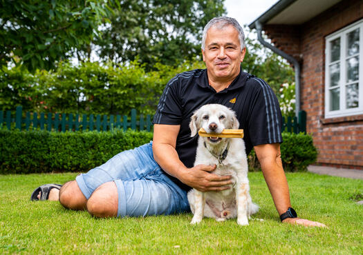 Dauerkauer - das lange Kauvergnügen für Hunde