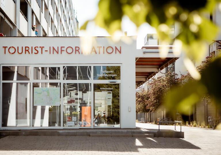 Tourist-Information Dessau Dessau-Roßlau
