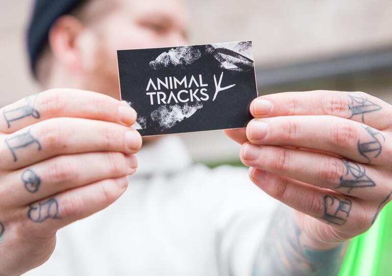 Animal Tracks Hamburg
