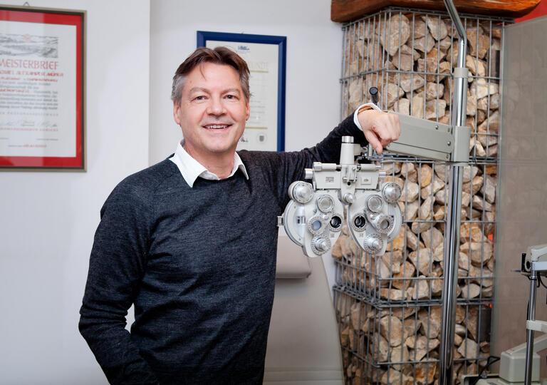 Michael Münch Eyewear Heilbronn