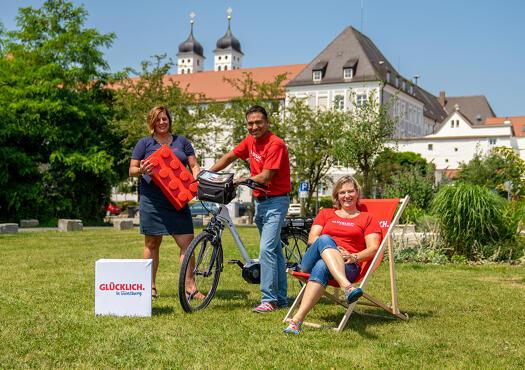 Tourist-Information Günzburg - Leipheim