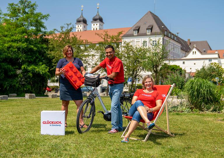 Tourist-Information Günzburg - Leipheim Günzburg
