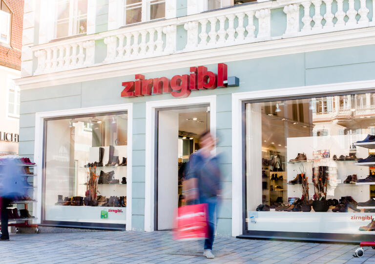 Schuhhaus Zirngibl Pfaffenhofen an der Ilm