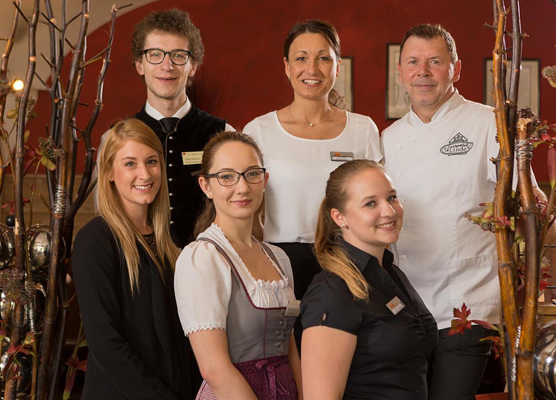 Landgasthof Hotel Linde Restaurant In Gunzburg Wir In Gunzburg