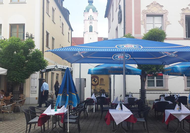Ristorante Pizzeria Cavallino Günzburg