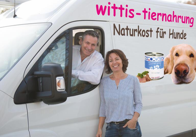 Wittis-Tiernahrung – Naturkost für Hund und Katze - Ernährungsberatung für Hunde und Katzen Freilassing