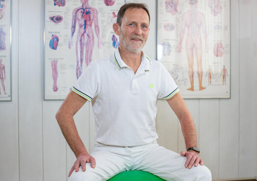 Massagepraxis Uwe Scherer
