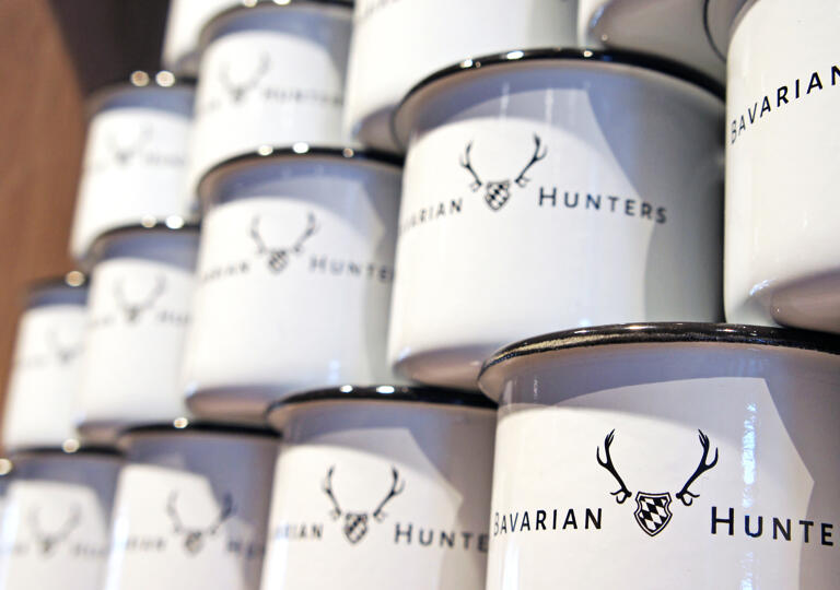 Bavarian Hunters Reisgang / Hettenshausen