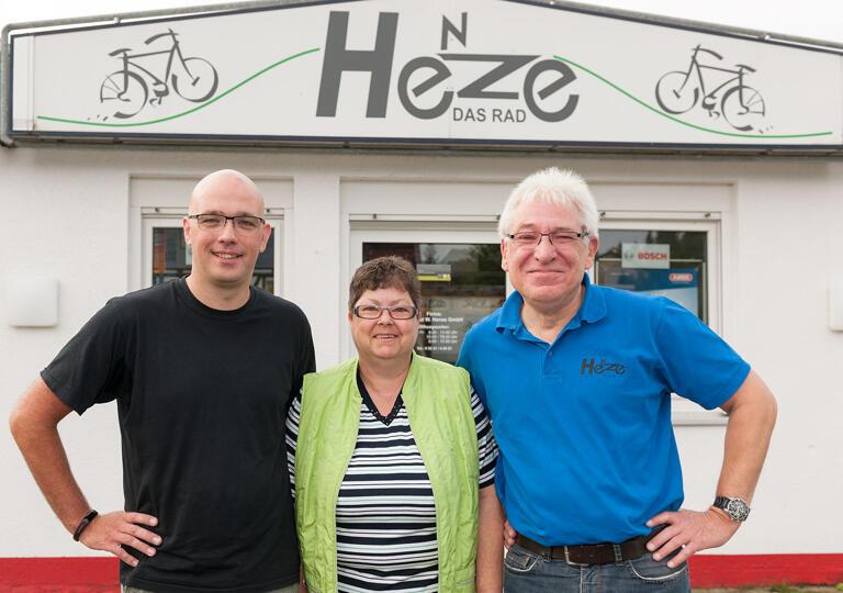 Fahrradgeschäft Henze Wolfenbüttel