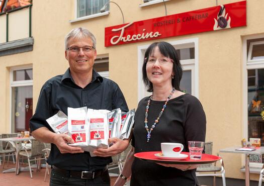 Treccino Rösterei & Caffèbar