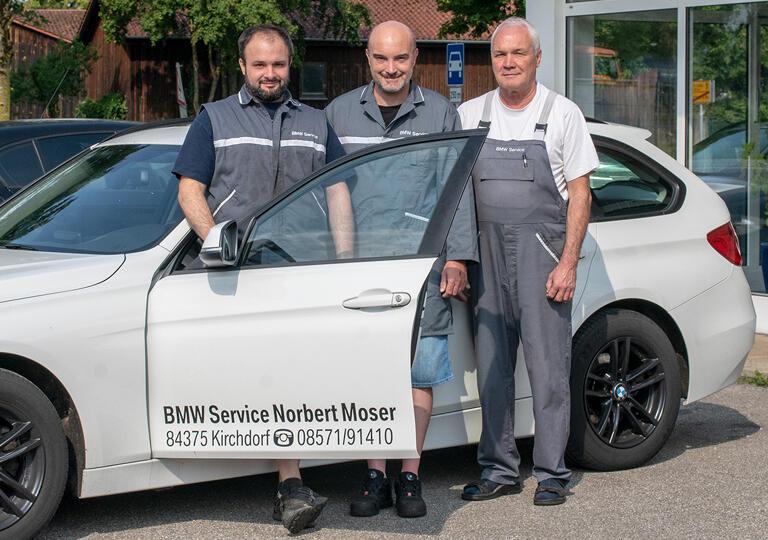 BMW Service Norbert Moser Kirchdorf