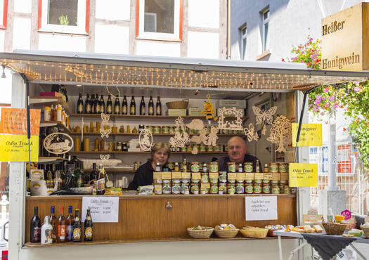 Wochenmarkt Alfeld