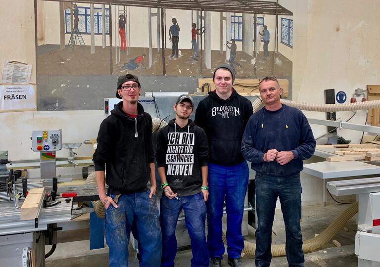 BTH GmbH Ausbildungswerkstätten Lutherstadt Eisleben