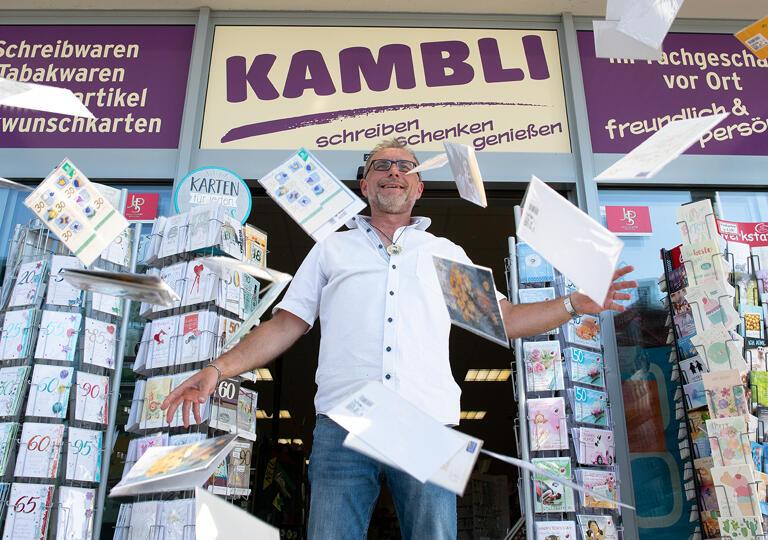 Kambli schreiben schenken genießen Simbach am Inn