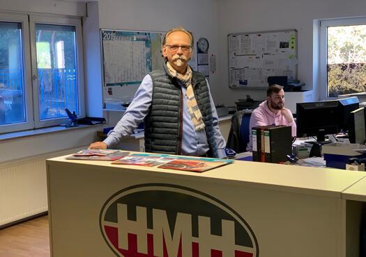 HMH Mineralölhandel GMBH