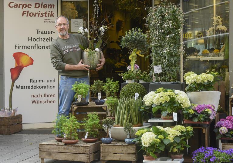 Carpe Diem Floristik Wuppertal