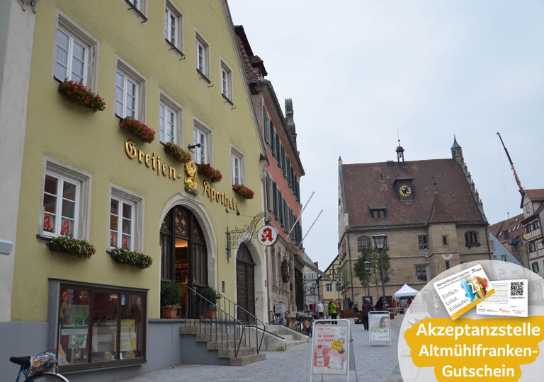 Greifen-Apotheke Weißenburg