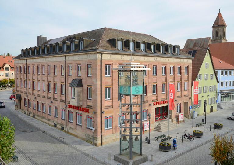 Vereinigte Sparkassen Gunzenhausen Gunzenhausen