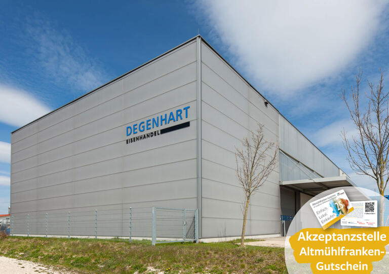 Degenhart Eisenhandel Gunzenhausen