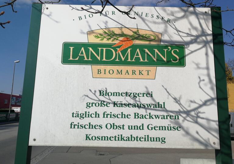 Landmann`s Biomarkt Pfaffenhofen an der Ilm