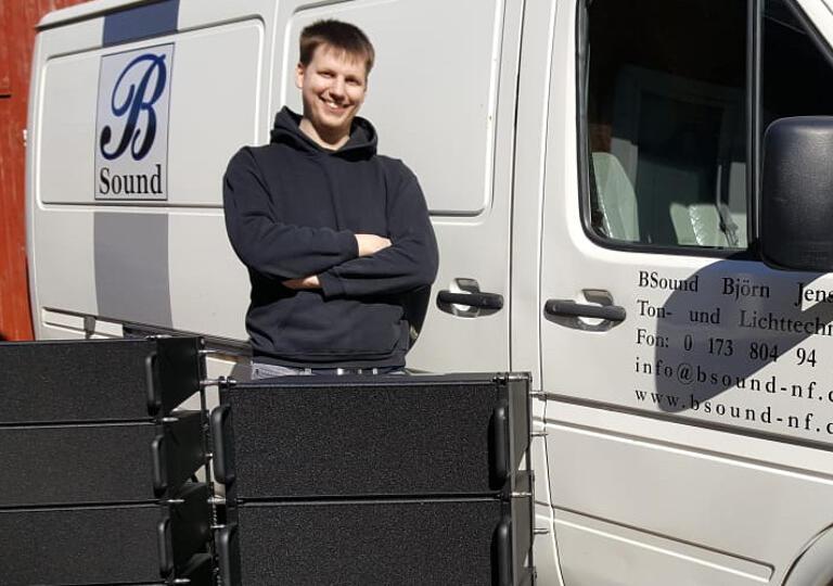 BSound Björn Jensen Niebüll