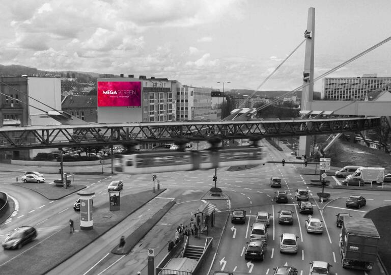 MEGA Screen Wuppertal Wuppertal