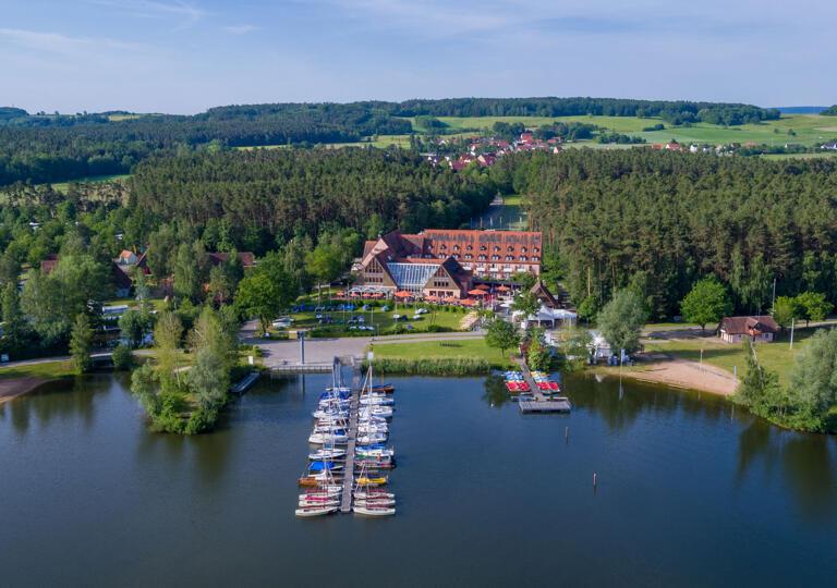 Strandhotel Seehof Pfofeld-Langlau