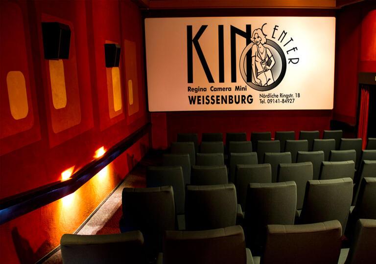 Kino Center Weißenburg Weißenburg