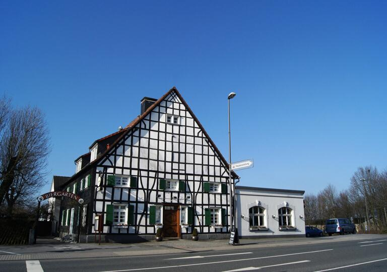 Westfalenkrug Hotel Restaurant Wuppertal