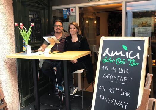Amici | Salat-Cafe-Bar