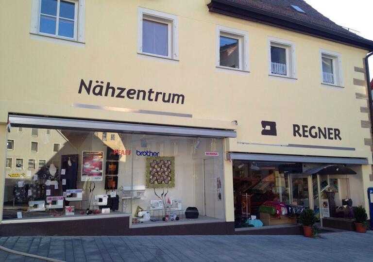 Nähzentrum Regner Weißenburg