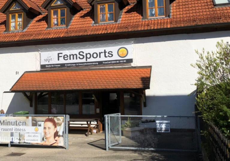 Cafemtra Femsports Weißenburg