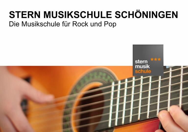 Stern Musikschule Schöningen Schöningen