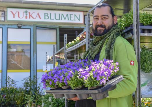Yuka Blumen