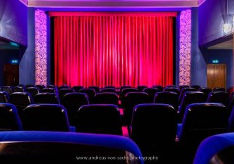 Park Kino Bad Reichenhall