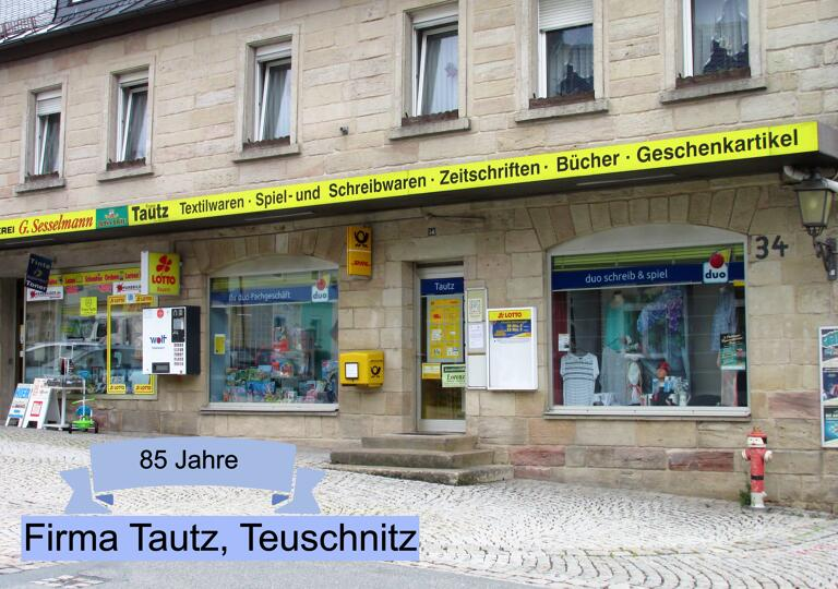 Schreib & Textilwaren Tautz Teuschnitz