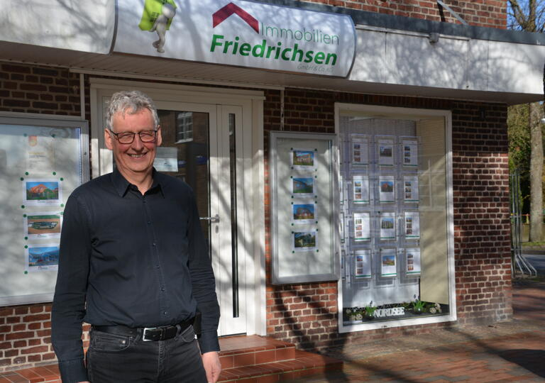 Immobilien Friedrichsen Niebüll