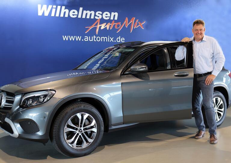 Wilhelmsen AutoMix Enge-Sande