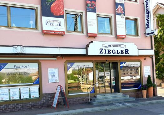 Metzgerei Ziegler