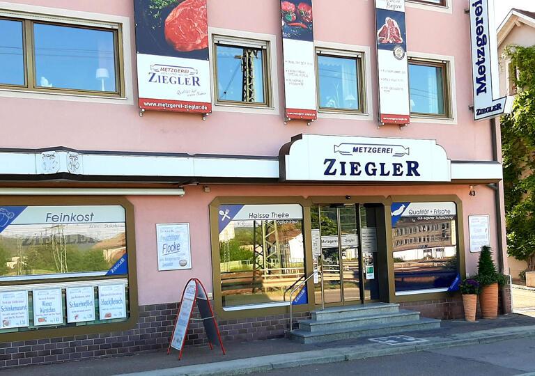 Metzgerei Ziegler Treuchtlingen