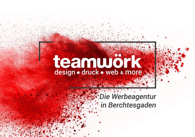 Teamwörk Berchtesgaden
